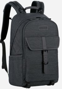 Front facing view of the Nordace Comino Travelpack