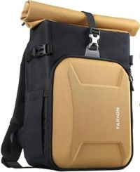 Front facing view of the Tarion XH Hardshell Camera Backpack
