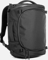Front facing view of the Aer Capsule Pack (35L)