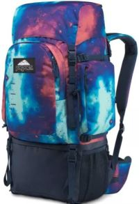 Front facing view of the Jansport Far Out 55