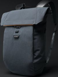 Front facing view of the Bellroy Apex Backpack