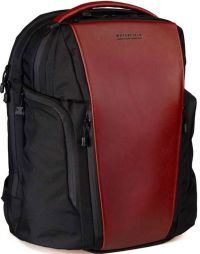 Front facing view of the Waterfield Pro Executive Laptop Backpack