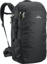 Front facing view of the Kathmandu Litehaul 38L Carry-On Pack