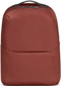 Front facing view of the Away The Zip Backpack