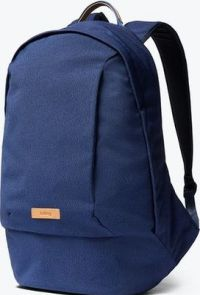 Front facing view of the Bellroy Classic Backpack