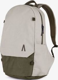 Front facing view of the Boundary Supply Rennen Recycled Daypack