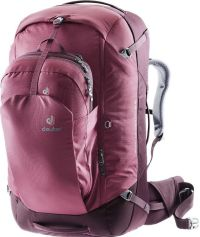 Front facing view of the Deuter Aviant Access Pro 65 SL