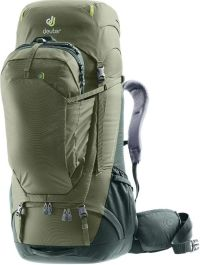 Front facing view of the Deuter Aviant Voyager 65+10