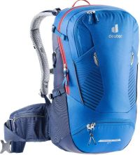 Front facing view of the Deuter Trans Alpine 24