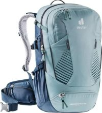 Front facing view of the Deuter Trans Alpine 28 SL
