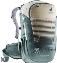 Front facing view of the Deuter Trans Alpine Pro 26 SL