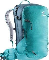 Front facing view of the Deuter Freerider 30