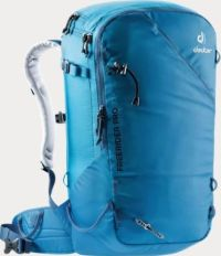 Front facing view of the Deuter Freerider Pro 32+ SL