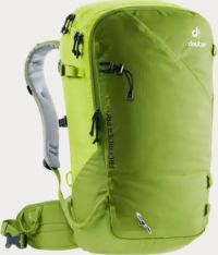 Front facing view of the Deuter Freerider Pro 34+