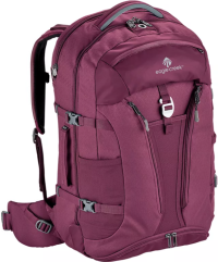 Front facing view of the Eagle Creek Global Companion 40L Women's Fit
