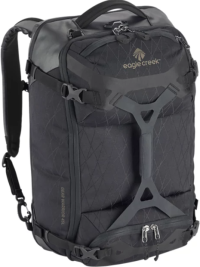 Front facing view of the Eagle Creek Global Companion 65L Women's Fit
