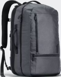Front facing view of the ebags Luxon Travel Backpack
