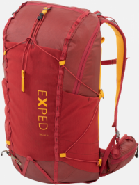 Front facing view of the Exped Impulse 20