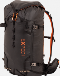 Front facing view of the Exped Verglas 30