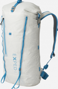 Front facing view of the Exped Whiteout 30