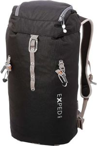 Front facing view of the Exped Core 25