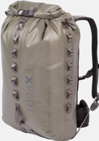 Front facing view of the Exped Torrent 30
