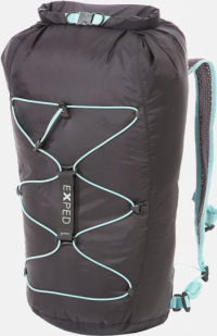 Front facing view of the Exped Cloudburst 25