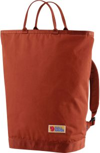 Front facing view of the Fjallraven Vardag Totepack