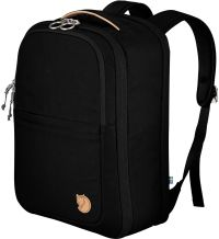 Front facing view of the Fjallraven Travel Pack Small