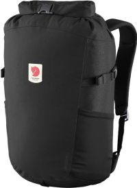 Front facing view of the Fjallraven Ulvö Rolltop 23