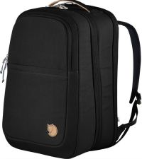 Front facing view of the Fjallraven Travel Pack
