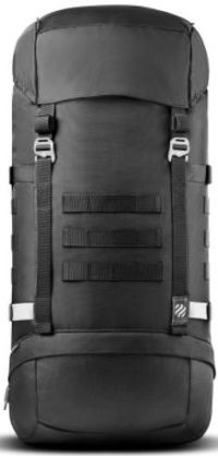 Front facing view of the HEIMPLANET Monolith Rucksack 45+