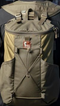 Front facing view of the Hill People Gear Junction Pack
