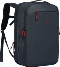 Front facing view of the Hynes Eagle 40L Flight Approved Compressible Carry