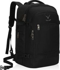 Front facing view of the Hynes Eagle Travel 40L Flight Approved Carry on Backpack