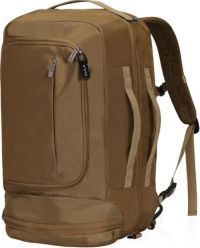 Front facing view of the Hynes Eagle 42L Travel Backpack Anti Theft Carry on Backpack