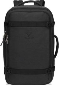 Front facing view of the Hynes Eagle 44L Travel Airline Approved Carry on Backpack