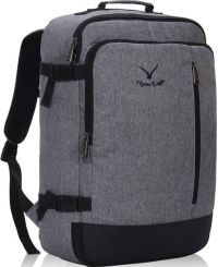 Front facing view of the Hynes Eagle 38L Flight Approved Carry on Backpack