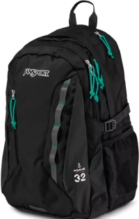 Front facing view of the Jansport Women's Agave