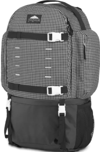 Front facing view of the Jansport Far Out 40