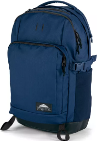 Front facing view of the Jansport Gnarly Gnapsack 30