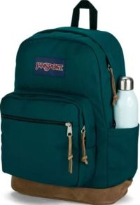 Front facing view of the Jansport Right Pack