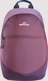 Front facing view of the Kathmandu Solus Pack 20