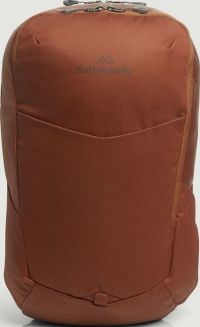 Front facing view of the Kathmandu Moana Canvas Pack 26L