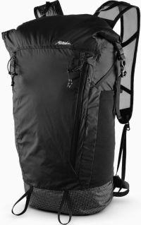 Front facing view of the Matador Freerain22 Waterproof Packable Backpack