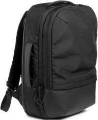 Front facing view of the OPPOSETHIS Invisible CARRY-ON backpack