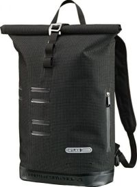 Front facing view of the Ortlieb Commuter Daypack High Visibility
