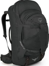 Front facing view of the Osprey Farpoint® Travel Pack 55