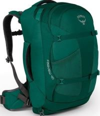 Front facing view of the Osprey Fairview Travel Pack Carry-on 40