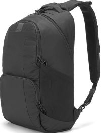Front facing view of the Pacsafe Metrosafe LS450 Anti-Theft 25L Backpack